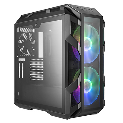 Cooler Master MasterCase H500M Iron Gray Customizable MidTower Computer Case