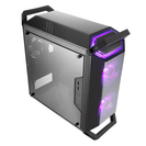 Cooler Master MasterBox Q300P MidTower Computer Chassis with RGB Fans