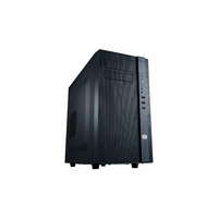Cooler Master N200 Mini Tower System Cabinet with Mesh Front Panel