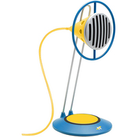 Neat Widget C Desktop USB Microphone in Blue and Yellow