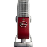 Blue Microphones Raspberry Microphone, Red