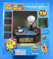 TV Arcade Ms. Pacman Plug & Play Game