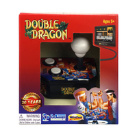 TV ARCADE DOUBLE DRAGON