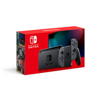 Nintendo Switch 32GB Console Gray JoyCon