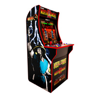 Mortal Kombat Arcade Machine, Arcade1UP, 4ft (Includes Mortal Kombat I,II, III)