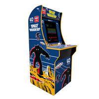 Space Invaders Arcade Machine, Arcade1UP, 4ft