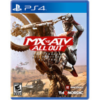 MX VS ATV ALL OUT PS4