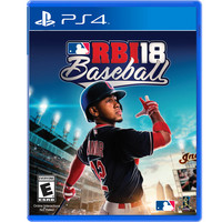 MLB RBI 18 BASEBALL PS4