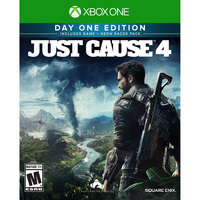 Just Cause 4 Day 1 Edition  Xbox One