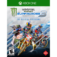 Monster Energy Supercross  The Official Videogame 3 Standard Edition  Xbox One