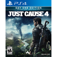 Just Cause 4 Day 1 Edition  PlayStation 4