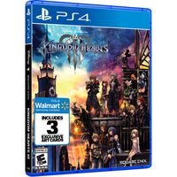 Kingdom Hearts 3, Square Enix, PlayStation 4
