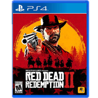 Red Dead Redemption 2 Standard Edition  PlayStation 4