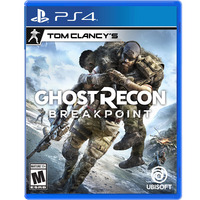 Tom Clancys Ghost Recon Breakpoint Standard Edition  PlayStation 4