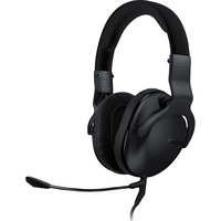 Roccat Cross Stereo Gaming Headset, Black