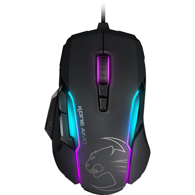 Roccat Kone Aimo Gaming Mouse, Black