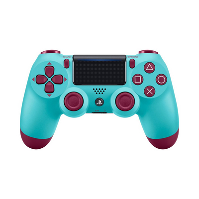 PS4 WL CONTROLLER BERRY BLUE