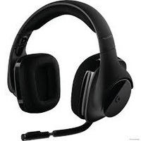Logitech G533 Wireless DTS HeadphoeX 7.1 Surround Gaming Headset in Black