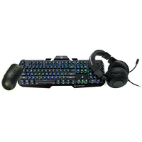 IOGEAR Kaliber Gaming Keyboard Bundle