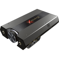 Sound Blaster Sound BlasterX G6 External Sound Box with 7.1 Surround Channels