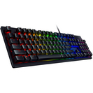 Razer Huntsman Wired Gaming OptoMechanical Switch Keyboard with Chroma Back Lighting in Black