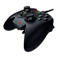 Razer Wolverine Ultimate Gaming Pad Controller for Xbox and PC In Classic Black