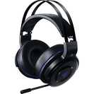 Razer Thresher Ultimate Wireless Surround Gaming Headset for PlayStation 4 in Black.