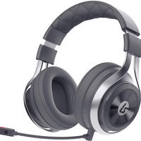 LucidSound  Wireless Stereo Gaming Headset  Gray
