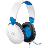 Turtle Beach  Recon 70 Wired Stereo Gaming Headset for PlayStation 4  White