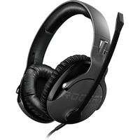 ROCCAT Khan Pro Wired Gaming Headset in Gray