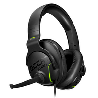 ROCCAT Khan AIMO Wired Gaming Headset in Black