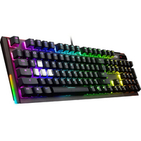MSI Vigor GK80 Backlit Cherry MX Red Switch Mechanical Keyboard with Full RGB LED Illumination