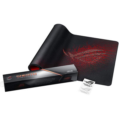 ASUS ROG Sheath Gaming Mouse Pad, ExtraLarge