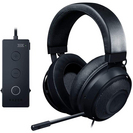 Razer Kraken Tournament Edition Wired Gaming Headset with USB Audio Controller in Black