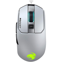 ROCCAT Kain 20w Wireless Gaming Mouse in White