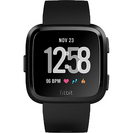 Fitbit Versa  Activity and Fitness Tracker in Black