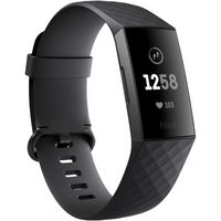 Fitbit Charge 3 Activity and Fitness Tracker in Graphite and Black