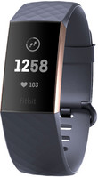 Fitbit Charge3 Rose GoldBlue Grey