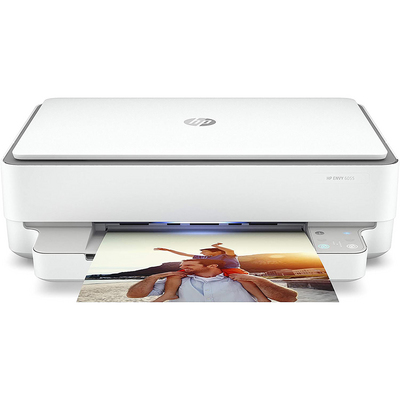 HP ENVY 6055 All in One Scanner, Copier, and Printer