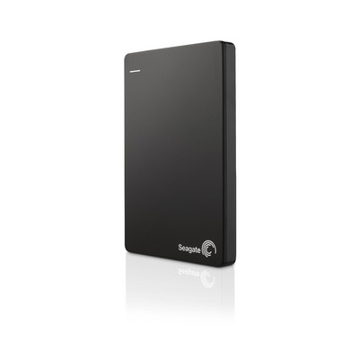 Seagate Portable Slim Drive, 500GB, Black