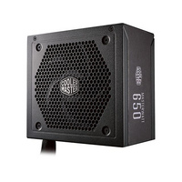 Cooler Master MasterWatt 650 SemiFanless Modular 80 PLUS Bronze Certified Power Supply
