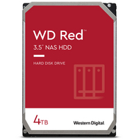 WD Red WD40EFAX 4 TB Hard Drive  3.5 Internal  SATA (SATA600)