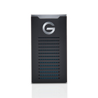 Western Digital GTechnology GDRIVE mobile 1 TB Portable Solid State Drive  External