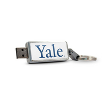 Centon Yale University Keychain USB Flash Drive, Classic  32GB