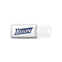 Centon Bucknell University Push USB Flash Drive, Classic  32GB