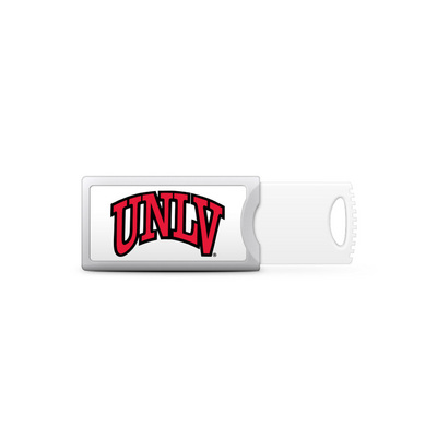 Centon University of Nevada  Las Vegas Push USB Flash Drive, Classic  32GB