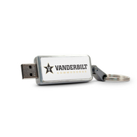 Centon Vanderbilt University Keychain USB Flash Drive, Classic  32GB