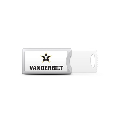 Centon Vanderbilt University Push USB Flash Drive, Classic  32GB