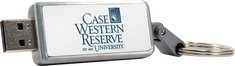 Centon Case Western Reserve University Keychain USB Flash Drive, Classic V2  16GB