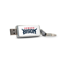 Centon Howard University V2 Keychain USB Flash Drive, Classic V1  32GB